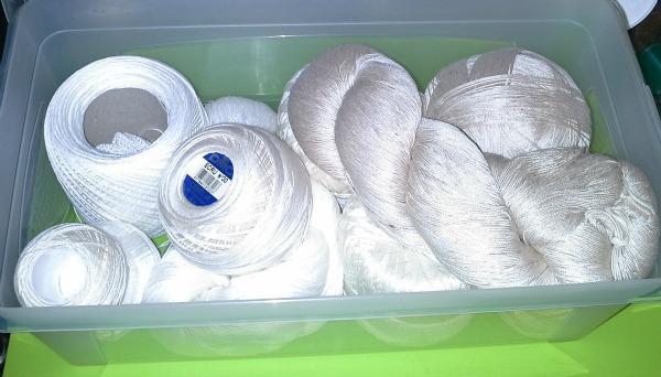 cotone fino bianco beige