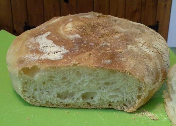 pane senza impasto pm liquida