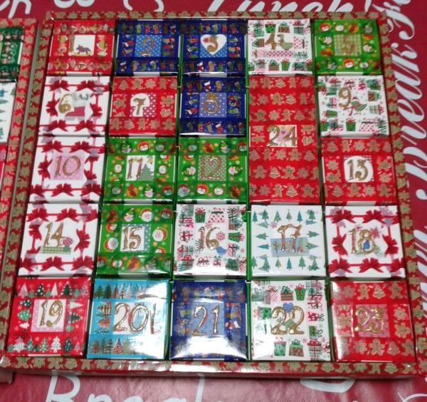 Lidl Calendario Avvento.Dicembre Natale Calendario Dell Avvento Mondo Cipino